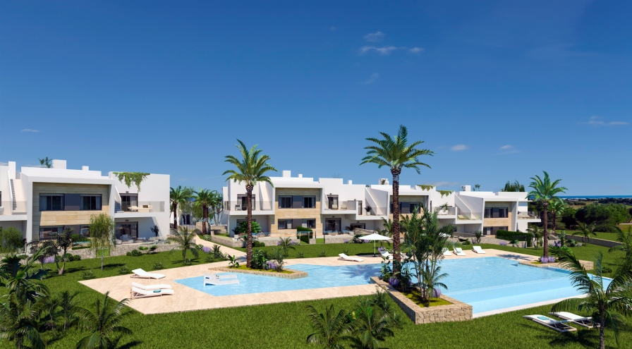 New Azure Apartments - Lo Romero Golf