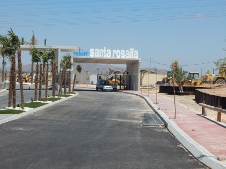 Santa Rosalia Lake & Life Resort, Murcia Spain