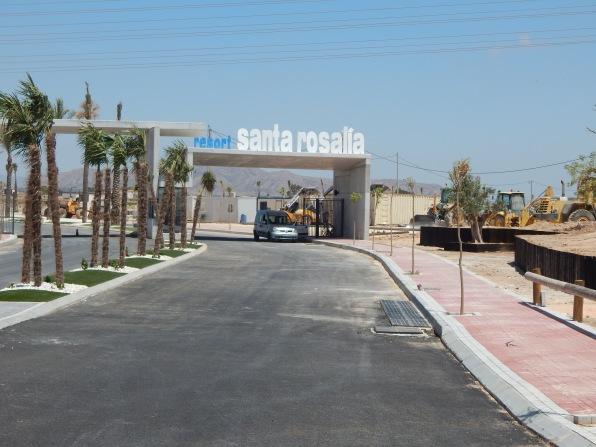 Santa Rosalia Resort
